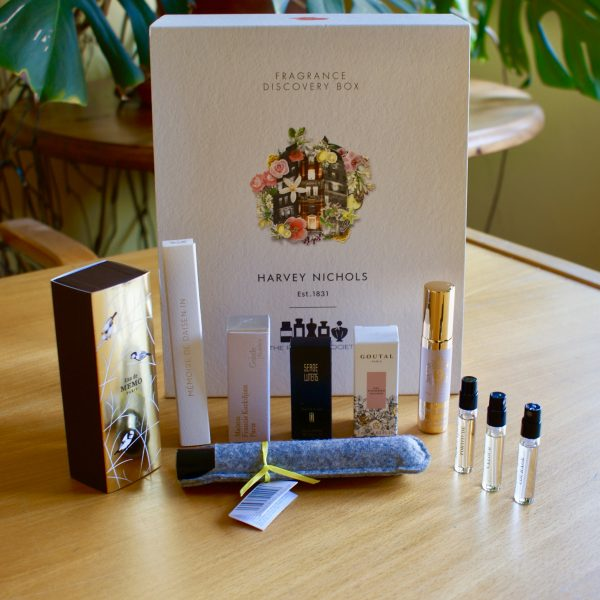 Harvey Nichols Fragrance Discovery Box
